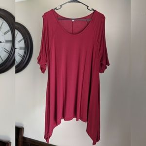 Tops - Plus size tunic